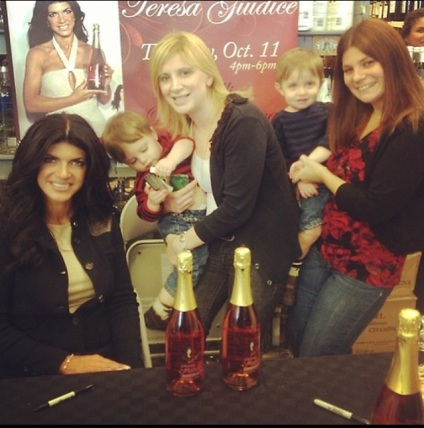 Teresa Brings Fabellini to My Local Store!