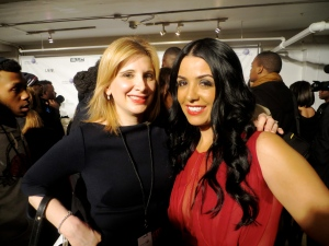 With Ramona Rizzo (Mob Wives)