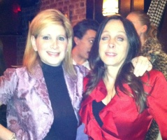 With Chicago Mobwife Nora Schweihs