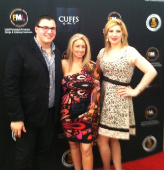 TBB Reality's Brent, Jamie and Tara on the Red Carpet