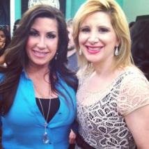Jacqueline Laurita and Tara