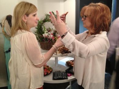 Tara and Caroline Manzo!