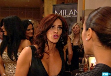 Melissa confronts Jan. Credit:Bravotv.com