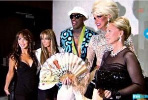 Miami's social elite descend upon the Blacks' Annual Gala.