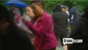 Brooklyn Tankard just decided to run a marathon out of nowhere. Sadly she probably will before I ever do. Credit: Bravotv.com