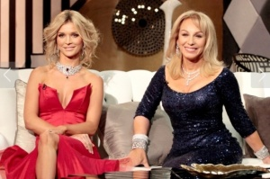 Should they stay or should they go? Joanna Krup and Lea Black. Credit: Bravotv.com