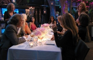 """Sur""prise...it's another dinner party from hell. Photo Credit: Bravotv.com"