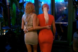 Best butties...Yolanda clearly has Brandi's back! Photo credit: Bravotv.com