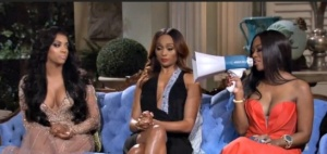 Attention RHOA fans, we will be back! Rumor has it that Williams, Cynthia Bailey, and Moore are negotiating contracts. Photo credit: bravotv.com