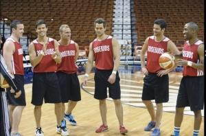 Got game? The Rosebuds at least got shirt. Photo:abc.go.com