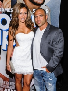 Melissa and Joe Gorga. Photo:TheHollywoodGossip.com