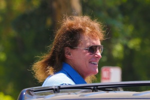 "It's a hairy situation. Bruce Jenner sports a new ""don't"". Photo: Radar Online"