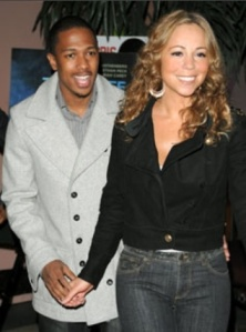 Mariah and Nick call it quits...actually they called it...months ago. Photo Source people.com
