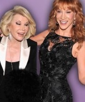 Can Kathy carry Joan? Photo credit: Getty Images