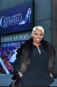 Nene takes on Broadway! Credit: theatermania.com